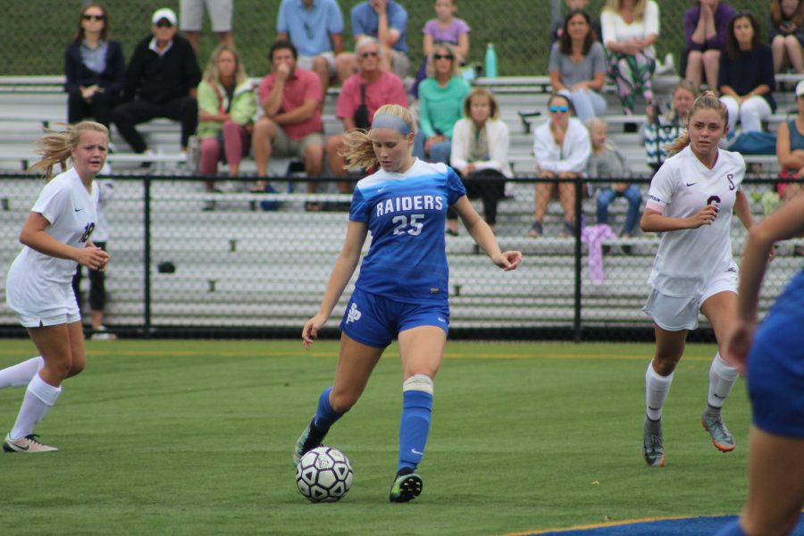 Lady Raiders kick off the soccer season