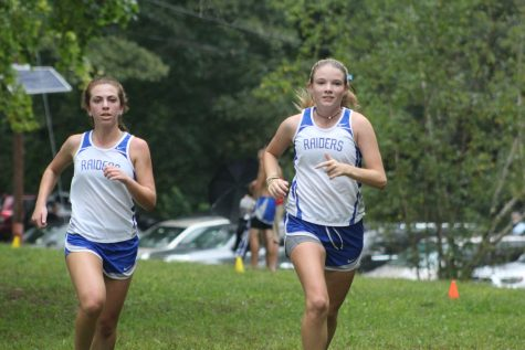 Cross Country sprints into a new season