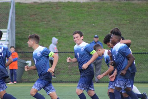 Boys soccer rebounds after heartbreaking loss in county tournament