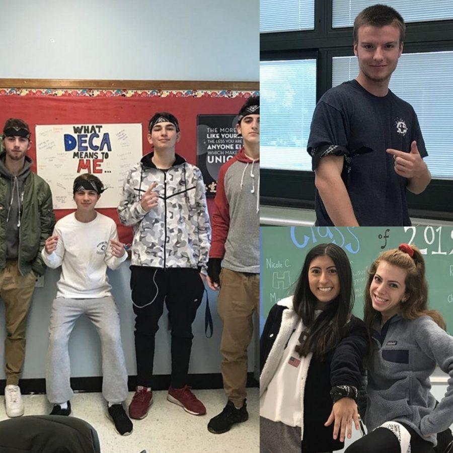 DECA and SMAC team up for Bandana Day