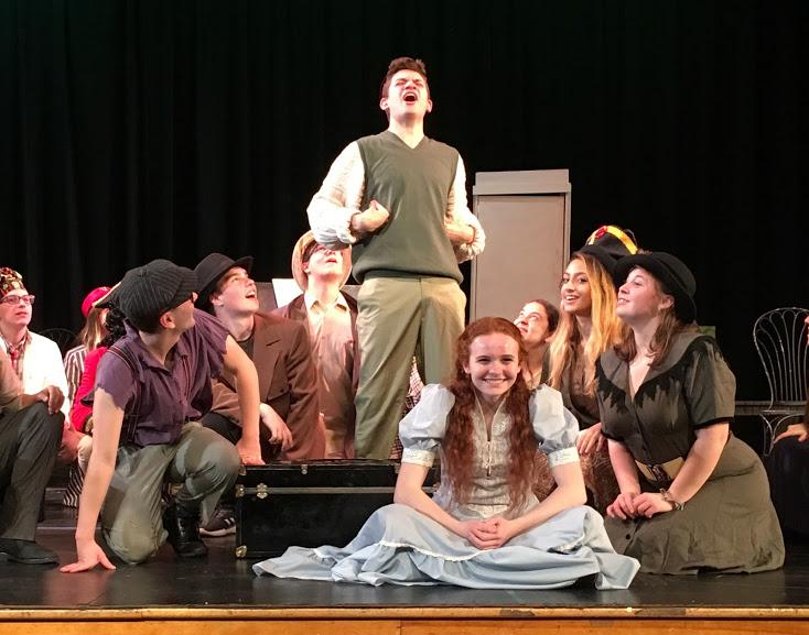 "SPFHS theatre department presents ""Peter and the Starcatcher"""