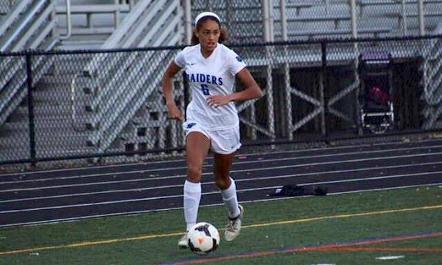 Q&A with Corinne Lyght: Sophomore selected for the United Soccer Coaches All American Team