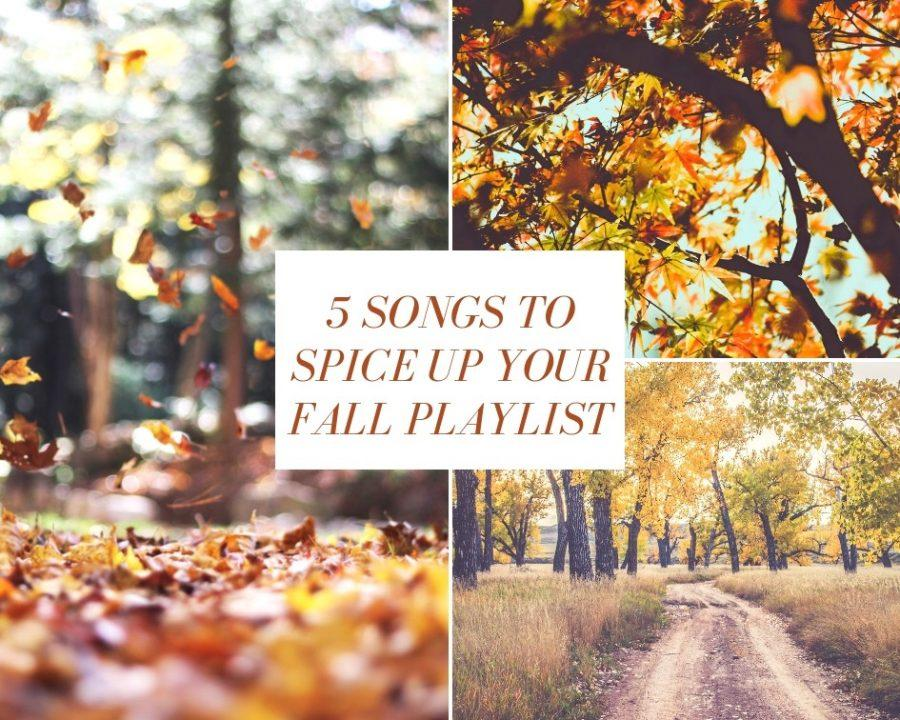 Five songs you need for the perfect fall playlist