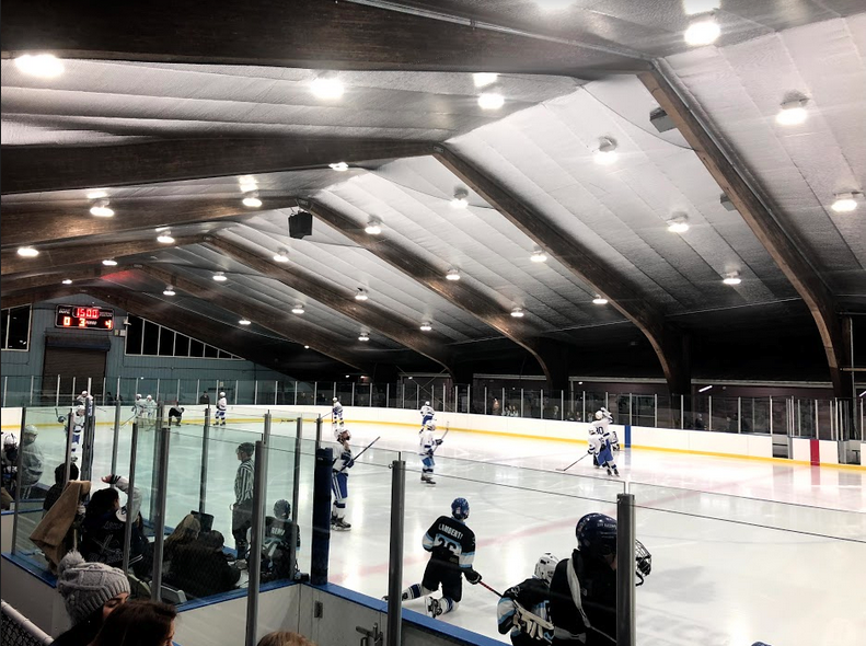 SPF+Boys+Ice+Hockey+falls+to+rival+Westfield
