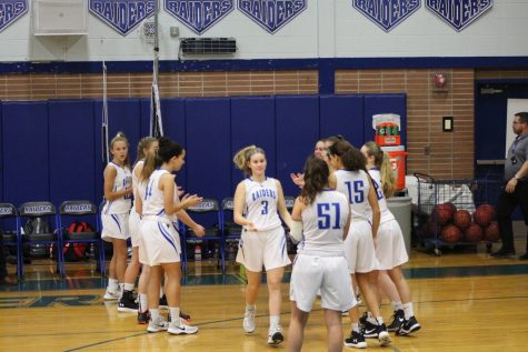 Lady Raiders dominate on the court once again