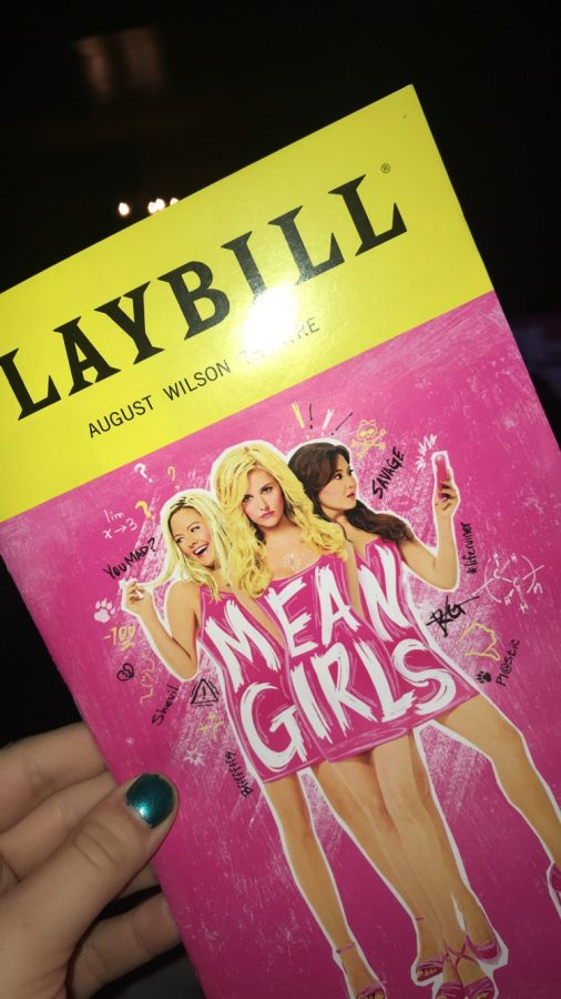"Choir students think the ""Mean Girls"" musical is ""so fetch"""