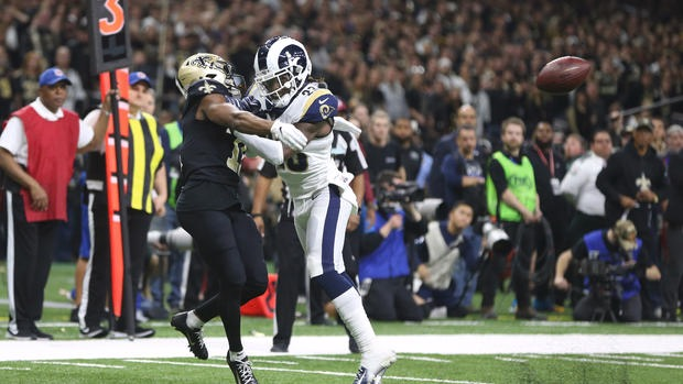 """No call"" NFL game incites rage from fans"