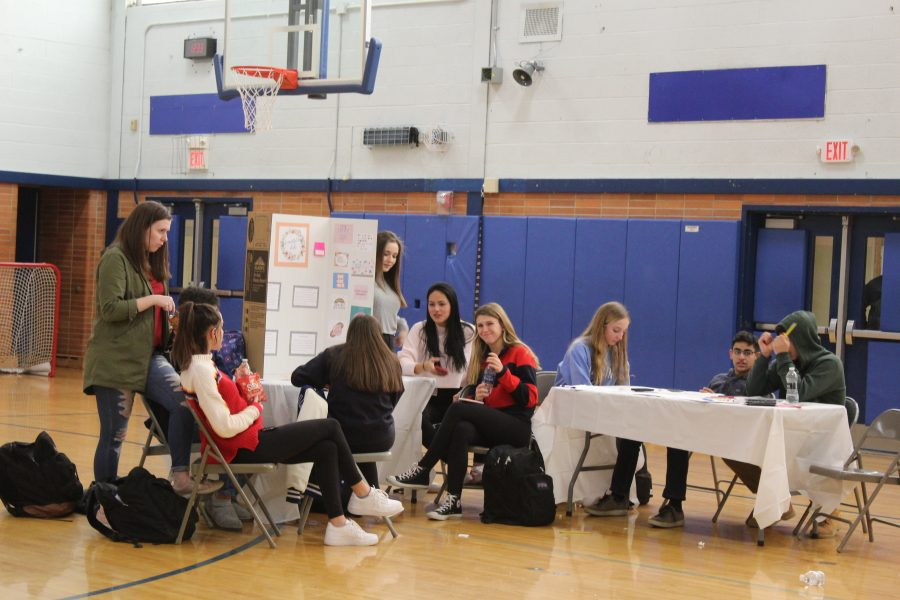 Wellness Fair educates students on the importance of a healthy lifestyle