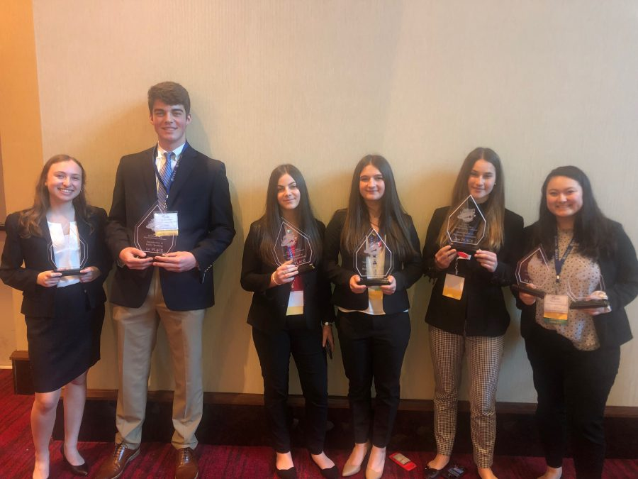FBLA attends State Leadership Conference