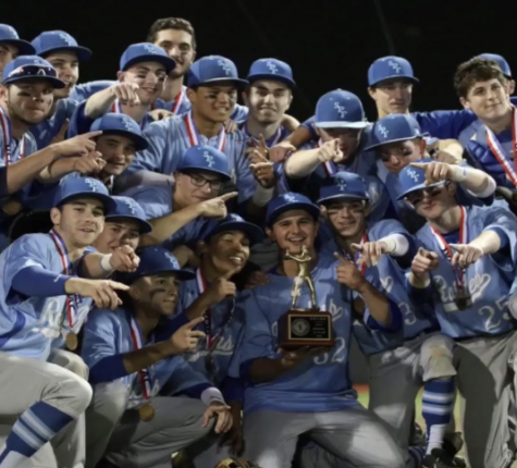 SPFHS Baseball wins first county championship in 10 years