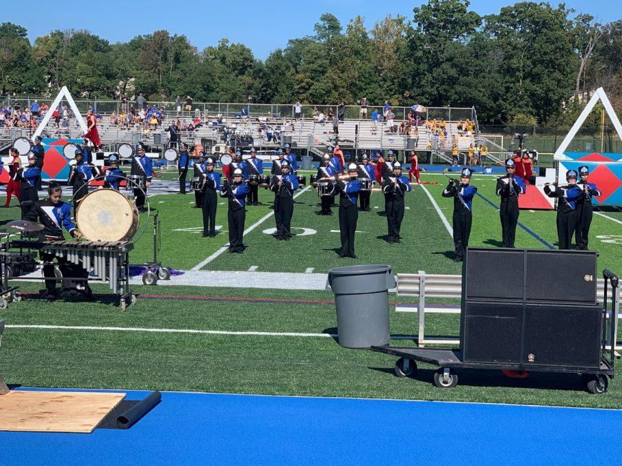 SPFHS marches to victory: the 2019 marching band home show