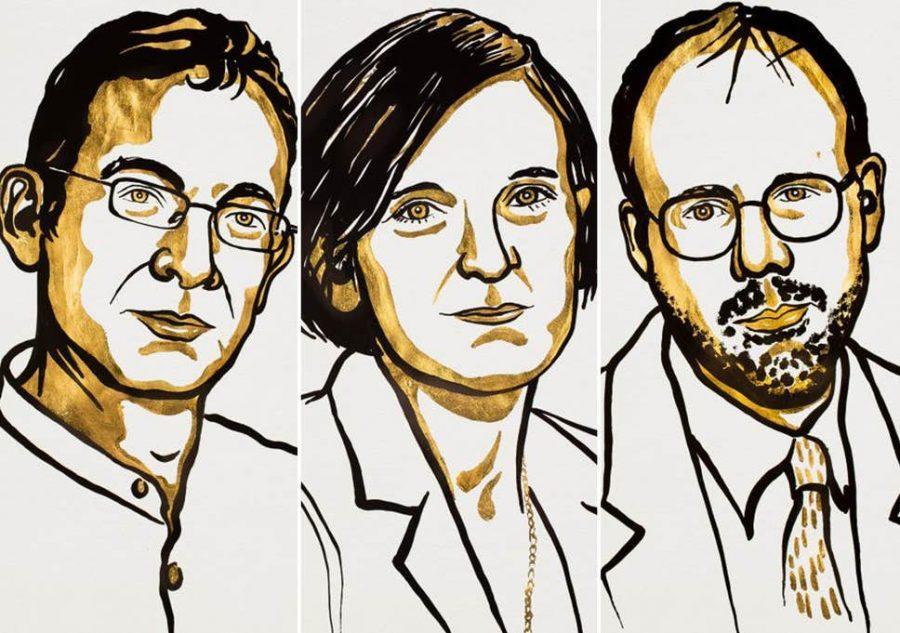The Economics Nobel Peace Prize goes to three professors