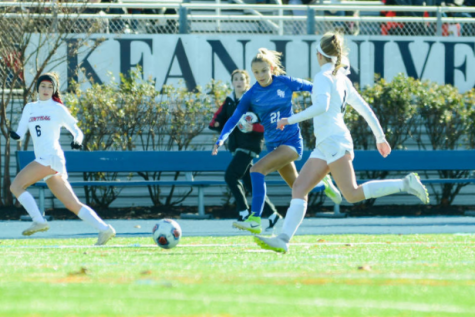 Tough loss in girls' soccer state final presents glimmer of hope for the Raiders