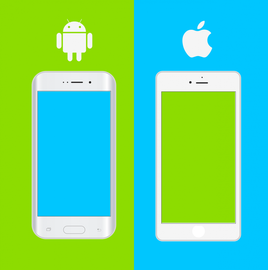 Androids vs. iPhones: Which is better?