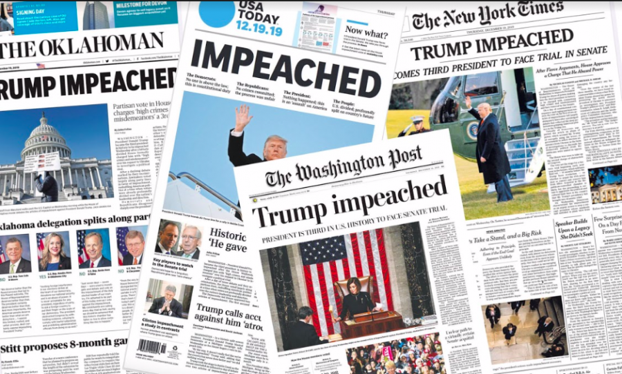 Trump's impeachment: what it means and what's next
