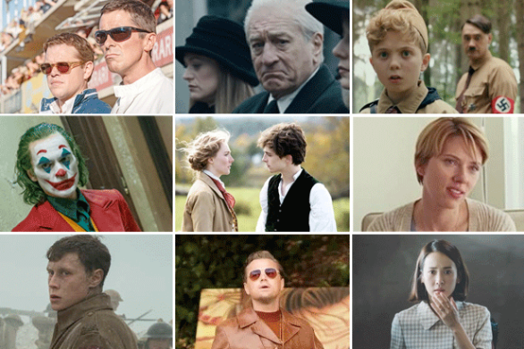 Nominations Announced for the 92nd Academy Awards