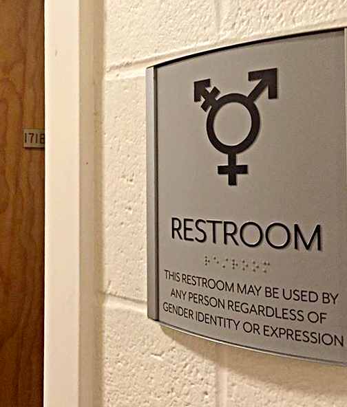 SPFHS' SAGA advocates for gender neutral restrooms