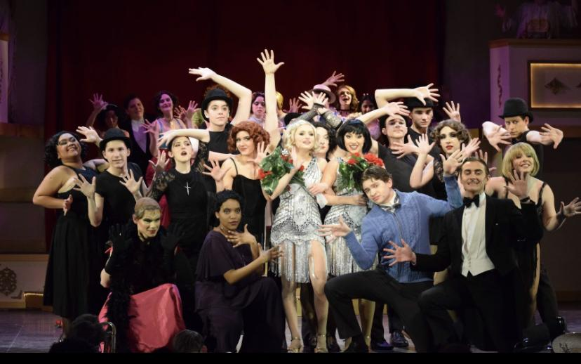 Rep theatre's razzle-dazzling production of Chicago: High School Edition cuts its run short amid COVID-19 concerns