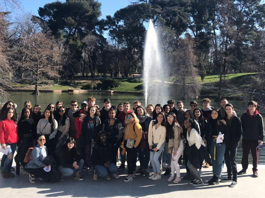 SPF students take part in the Barcelona Exchange Program