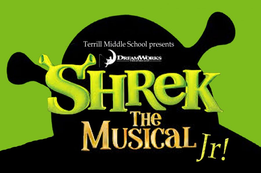 "Coming soon - ""Shrek the Musical Jr."""