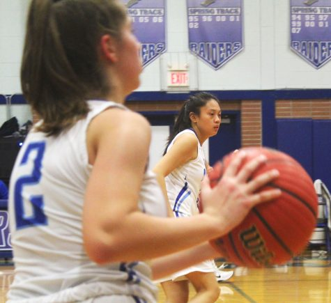 """The Lady Raiders mentality: """"Once it's basketball season, it's basketball season"""""""