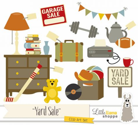 Garage sales: the most underrated way of shopping
