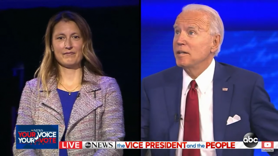Joe Biden sheds light on transgender rights in town hall