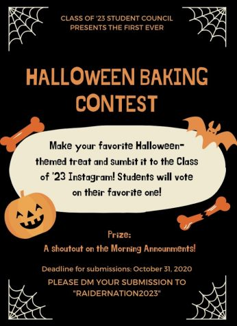 Class of 2023 Student Council kicks off first potential annual Halloween Baking Contest in Scotch Plains-Fanwood history