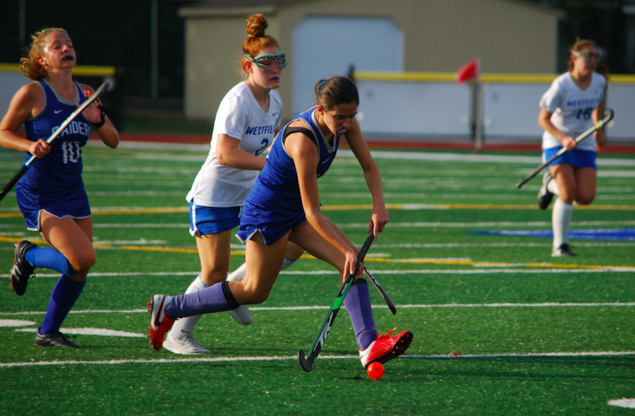 Rocky start for Raiders field hockey as they lose 3-1 to Westfield