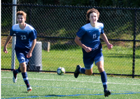 Boys soccer bounces back from a 0-2 start