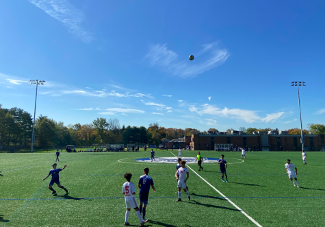 Raiders Boys Soccer advance to semifinals in 8-0 win over Plainfield
