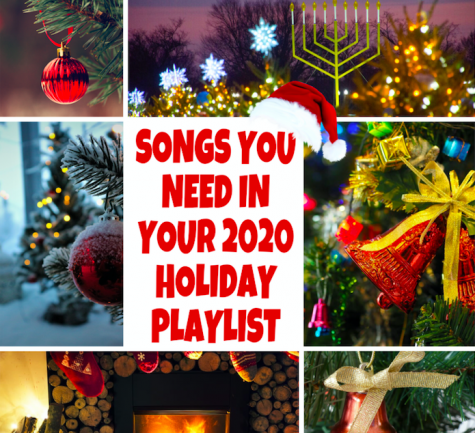 Top songs you need in your 2020 holiday playlist