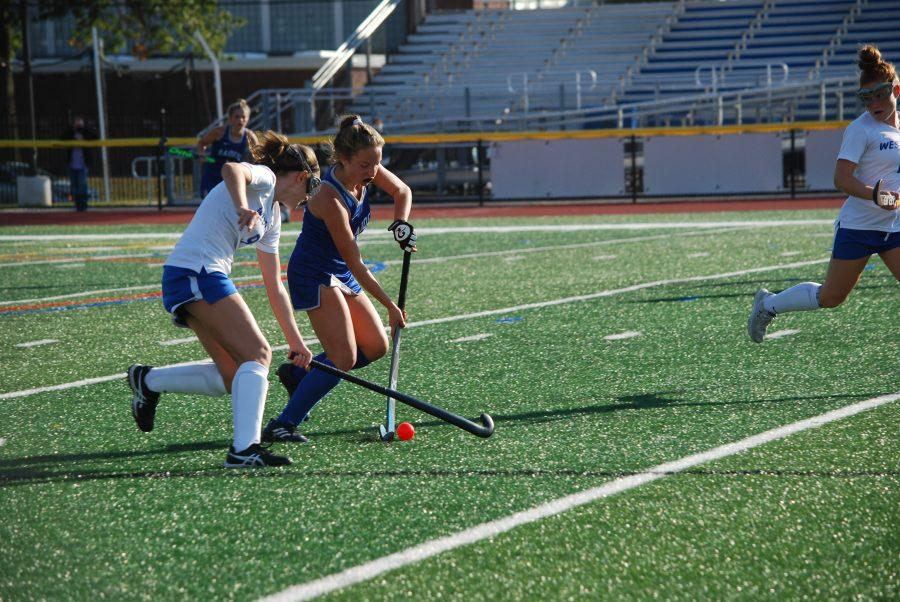 SPF field hockey dominates in semi-final game against second-seeded team Monroe