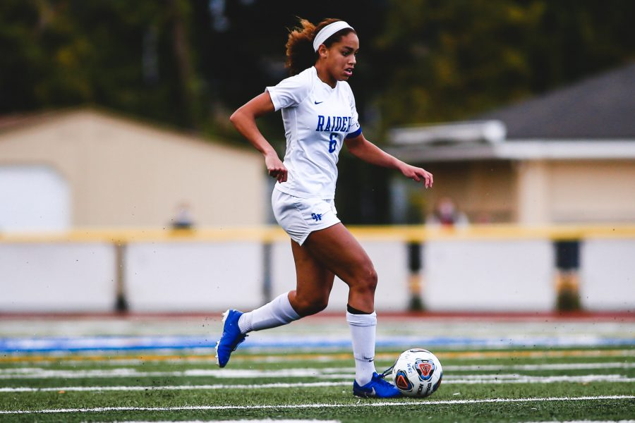 SPF star Corrine Lyght is named Player of the Year by the NJ Soccer Coaches Association