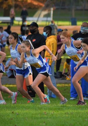 Gabby Crona continues to make strides towards her goals