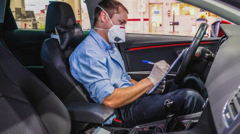 Covid crash course: learning to drive in a pandemic