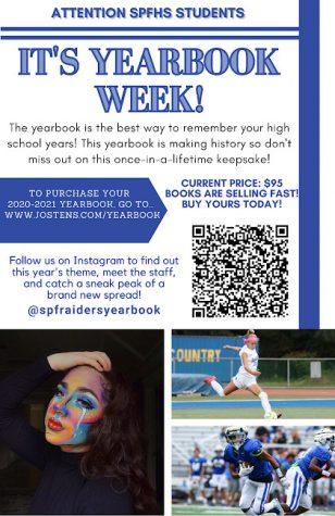 Yearbook week is finally upon us