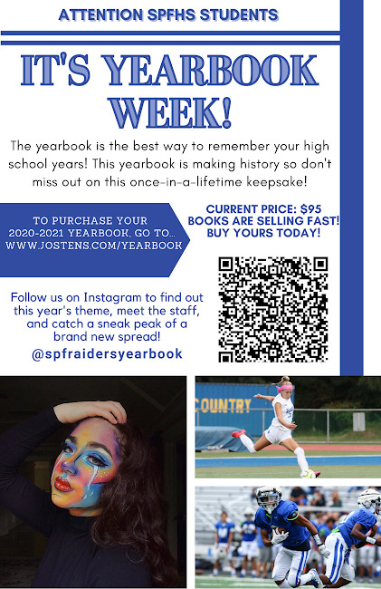Yearbook week is finally upon us