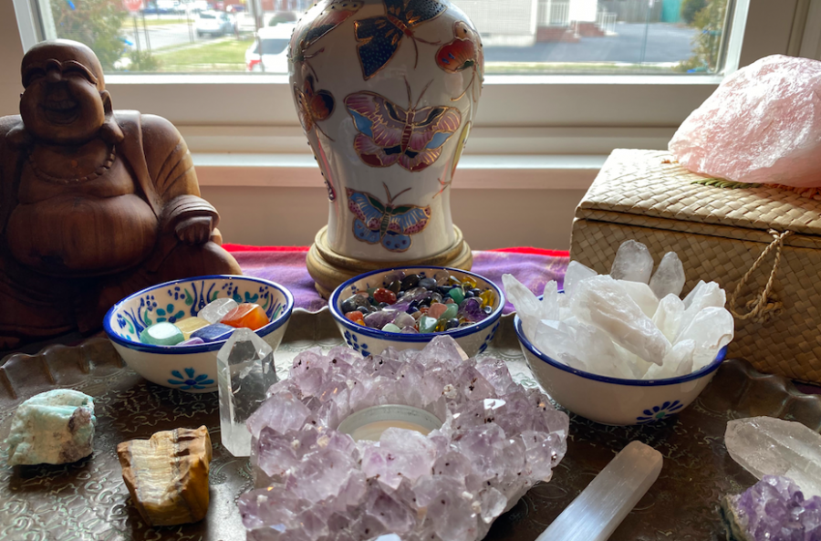 Don't knock it till you try it: how to believe in the spirituality of crystal healing