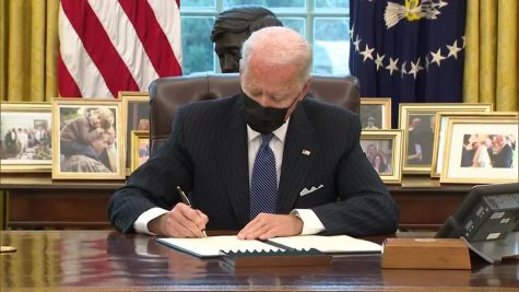 Biden's new action brings the transgender millitary ban to an end