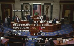 Navigation to Story: House passes $1.9 trillion COVID-19 relief bill