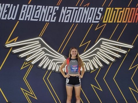 Track star Julia Jackson on her future in medicine and her experiences as an EMT