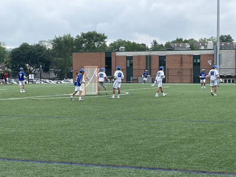 Boys Lacrosse: Raiders Advance to State Semifinals Beating Princeton 17-10