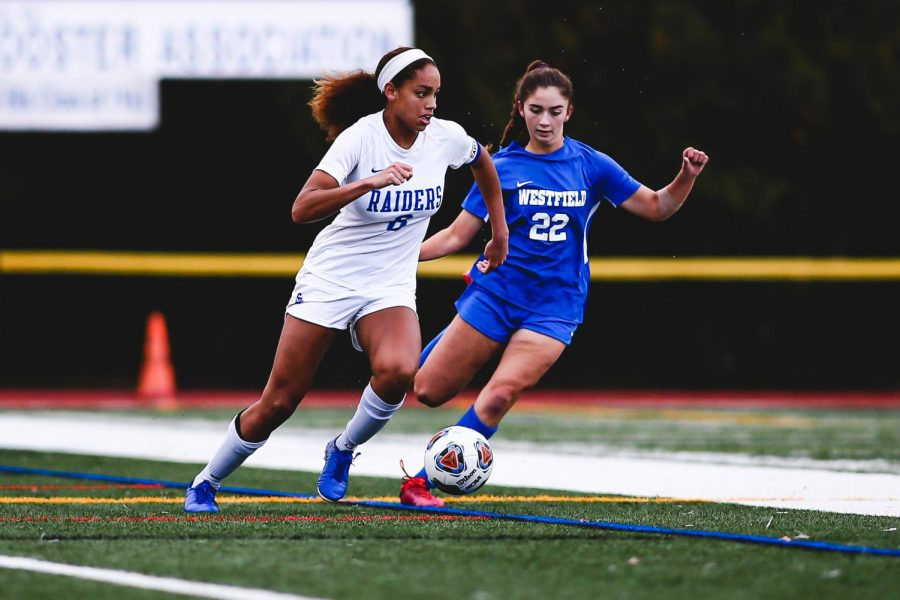 Corinne Lyght and Shawn Martin named athletes of the year for Scotch Plains-Fanwood High School
