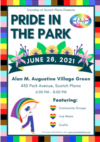 SPF's first Pride Month event to take place June 28