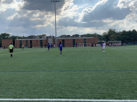 SPF Boys soccer pulls off an astounding win against Union. The team now obtains a five game winning streak.