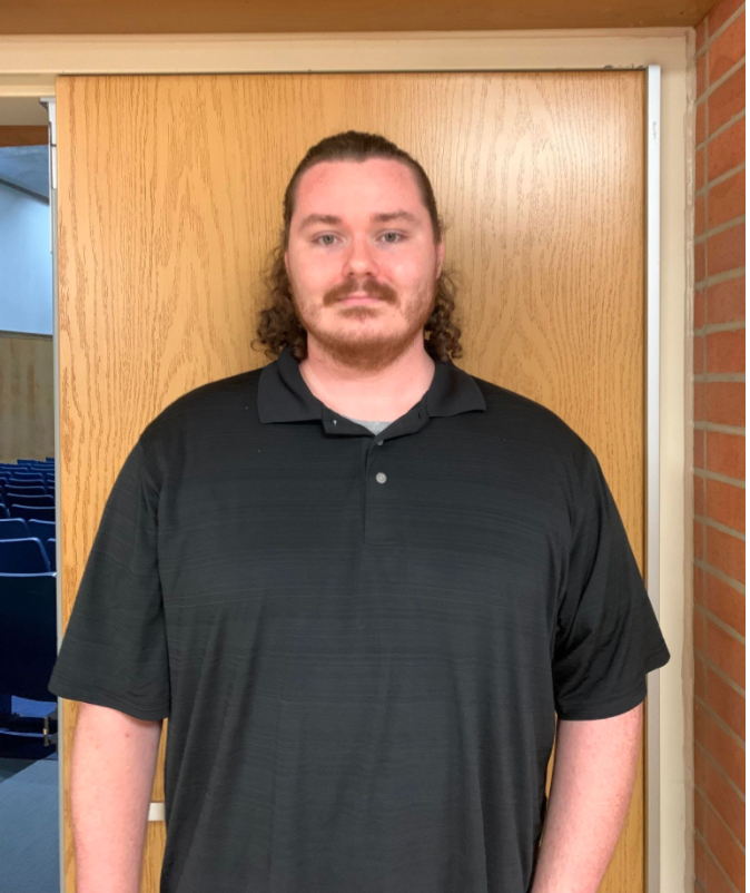 Mr. Gallagher stands outside of the Scotch Plain Fanwood auditorium ready to take on the role of District Theatre Production Technology Specialist. Gallagher attended the University of South Carolina to pursue theatre and even spent a semester in Ireland studying it.