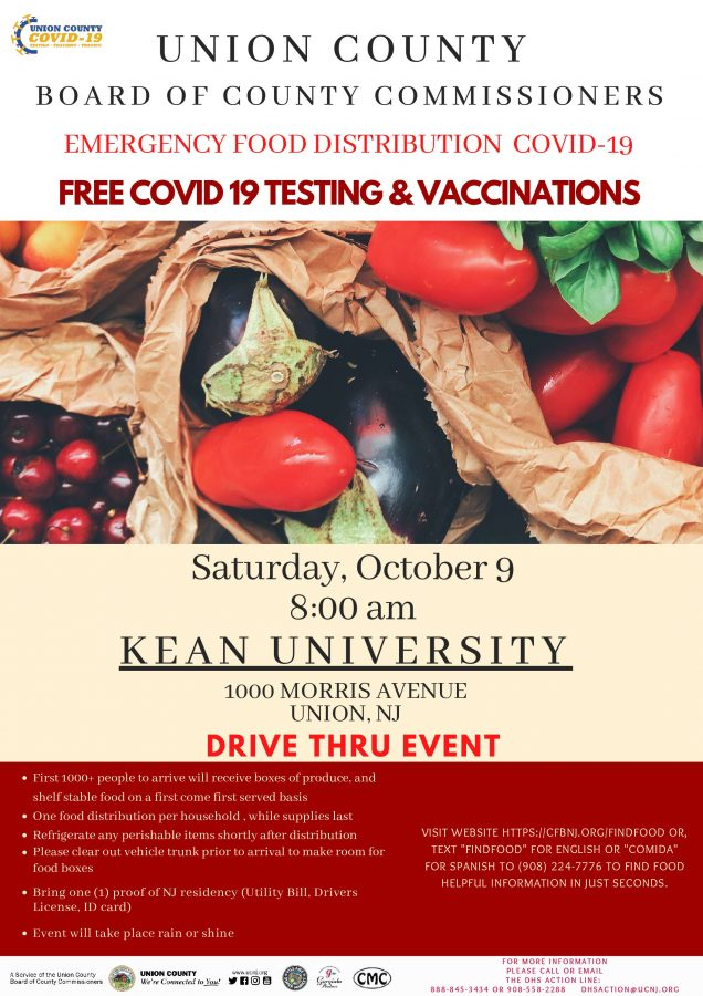 UC to hold emergency food distribution event on October 9